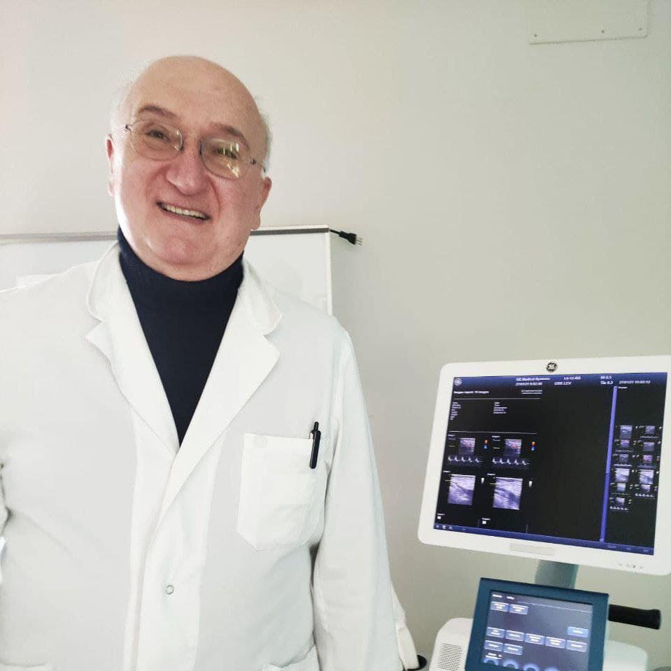 Dott. Giuseppe Caprarola